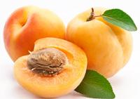 Albaricoque fruta